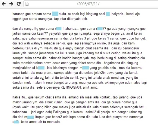 Story Part 1